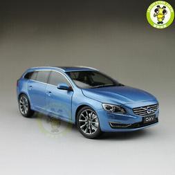 1/18 VOLVO V60 T5 Wagon Diecast Model Car Toys Kids Boy Girl