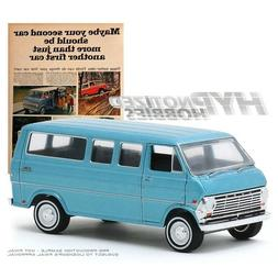 M2 MACHINES 1:64 AUTO TRUCKS 1967 DODGE A100 PANEL VAN 31500