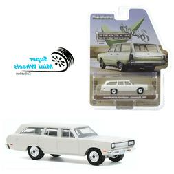 Greenlight 1:64 Estate Wagons - 1969 Plymouth Satellite Stat