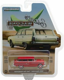 Greenlight 1/64 Estate Wagons S1 '55 Chevrolet Nomad Two-Ten
