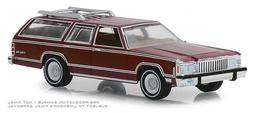 Greenlight 1/64 Estate Wagons S3 1985 Mercury Grand Marquis