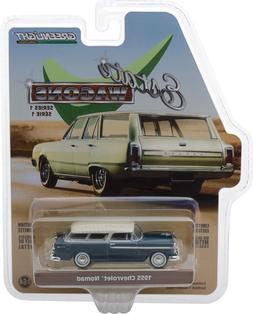 Greenlight 1/64 Estate Wagons Series 1 1955 Chevrolet Nomad