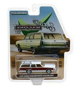 1/64 Greenlight Estate Wagons Series 2-1989 Mercury Grand Ma