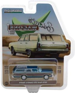 Greenlight 1:64 Estate Wagons Series 1-1979 Ford LTD Country