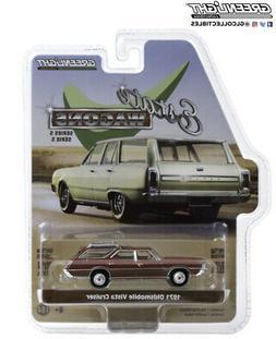 Greenlight 1:64 Estate Wagons Sr 5 1971 Oldsmobile Vista Cru