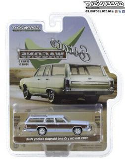 Greenlight 1:64 Estate Wagons Sr 5 1983 Mercury Grand Marqui