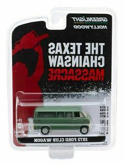 Greenlight 1/64 Hollywood 27 Texas Chainsaw Massacre 1972 Fo