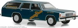 Greenlight 1/64 Louisiana State Police Crime Lab 1987 Ford C