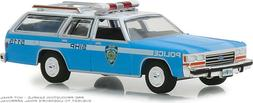 Greenlight 1/64 NYPD New York City Police 1988 Ford LTD Crow