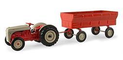 1/16th Ford 8N with Steel Flarebox Wagon