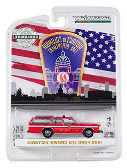 1990 Ford LTD Crown Victoria Wagon Washington D.C. Fire Depa