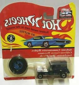 1993 Hot Wheels 25th Anniversary Paddy Wagon Dark Blue/Black