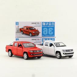 1pc 1:43 <font><b>series</b></font> 4.5'' 11.3cm Volkswagen