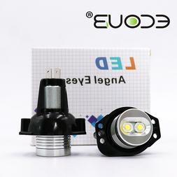 2 Pcs LED Marker for BMW E90 E91 Angel Eyes LED Side Light B