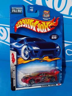 Hot Wheels 2003 Dragon Wagons Series #068 Toyota Celica Red