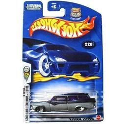 Hot Wheels 2003 First Editions 10/42 8 Crate #022 on Card Va