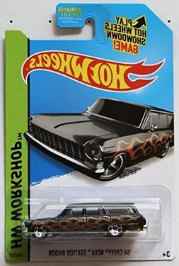 2014 Hot Wheels Hw Workshop Toys R Us Exclusive - '64 Chevy