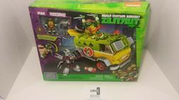 2016 Mega Bloks Teenage Mutant Ninja Turtles Party Wagon