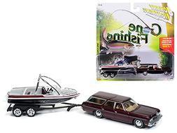 2017 JOHNNY LIGHTNING Gone Fishing Release 4A 1973 CHEVROLET