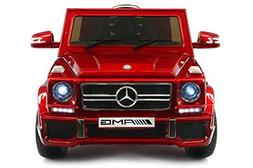 2019 Mercedes G Wagon Holiday Ride On Car - Large Capacity 1