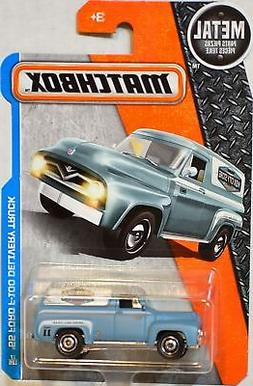 MATCHBOX 2017 METAL PARTS PIEZAS '55 FORD F-100 DELIVERY TRU