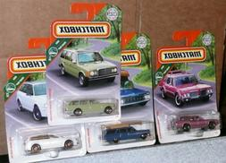 2018/19 MATCHBOX LOT of 4 WAGONS 71 Oldsmobile 59 Chevy 80 M