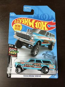 2019 Hot Wheels '64 NOVA WAGON GASSER-Jerry Rigged-Race Day