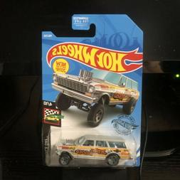 Hot Wheels | 2019 HW Race Day - '64 Nova Wagon Gasser 198/25