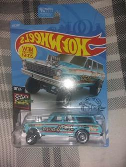 2019 Hot Wheels Race Day '64 Jerry Rigged Nova Wagon Gasse