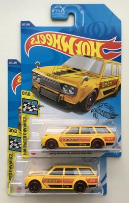 2020 Hot Wheels Kroger Exclusive Datsun Bluebird Wagon 510 ~