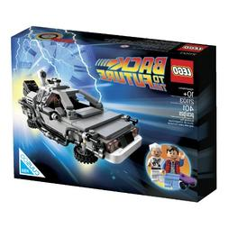 LEGO 21103 The DeLorean Time Machine Building Set