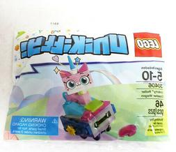 LEGO-30406-Unikitty Roller Coaster Wagon Polybag-New in Seal