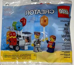 Lego 40108 Creator Balloon Cart - BRAND NEW FACTORY SEALED R
