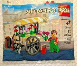 Lego 40140 Creator Flower Cart Wagon NEW RETIRED