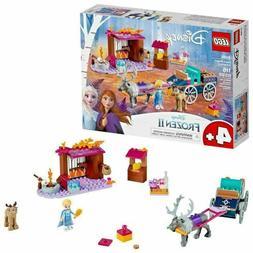 Lego 41166 Disney Frozen 2 Elsa's Wagon Adventure 4+ New 116