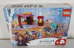 LEGO 41166 Disney Frozen II Elsa's Wagon Adventure 116pcs Ne