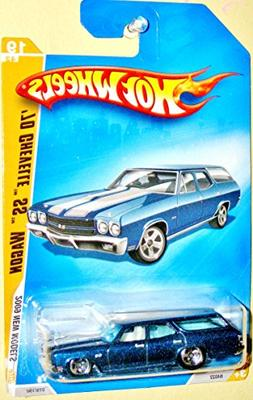 Hot Wheels 2009-19/42 '70 Chevelle Ss Wagon 019/190 Newmodel