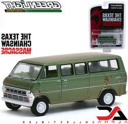 GREENLIGHT 44870A 1:64 TEXAS CHAINSAW MASSACRE 1972 FORD CLU
