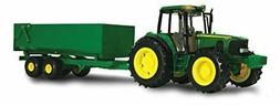 ERTL 46077 John Deere Big Farm Tractor with Wagon