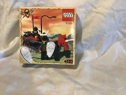 LEGO 4819 Knights Kingdom Bulls Attack Wagon NIB