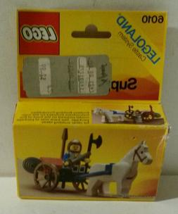 Lego 6010 Supply Wagon Castle NIB NOS 1985 Vintage