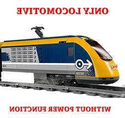 Lego 60197 PASSENGER TRAIN ONLY First wagon Locomotive NEW w