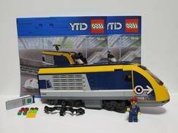 Lego 60197 PASSENGER TRAIN ONLY First wagon Locomotive NEW w