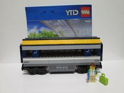Lego 60197 PASSENGER TRAIN ONLY Passenger wagon New Sealed B