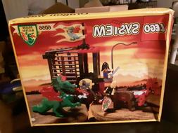 Lego 6056 Dragon Wagon New in Open Box