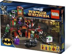 Lego 6857 Dynamic Duo Funhouse Escape Loose No Minifigures I