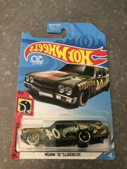 Hot Wheels '70 Chevelle SS Wagon HW DAREDEVILS