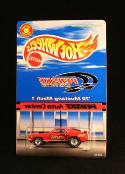 '70 MUSTANG MACH 1 * PENSKE AUTO CENTERS * Exclusive 1999 Ho
