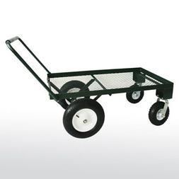 Sandusky Lee 750 lb. Capacity Heavy Duty Flat Nursery Cart
