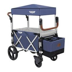 Keenz 7S Push Pull Baby Toddler Kids Stroller Wagon with Can